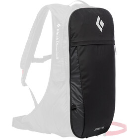 Black Diamond Jetforce Pro Booster Split Pack 10l Black